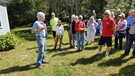 WCT Walk 2017 - Peter Matson