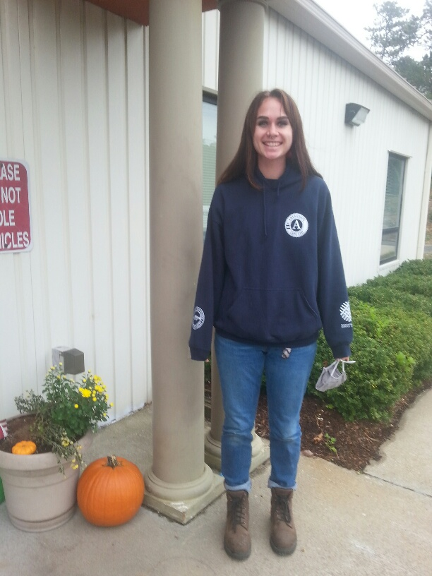 AmeriCorps Worker Mary Doucette                                     – In Her Own Words