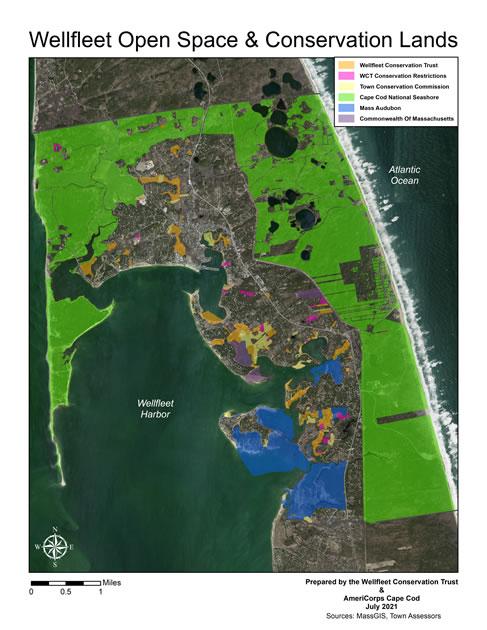 Wellfleet Open Space & Conservation Lands